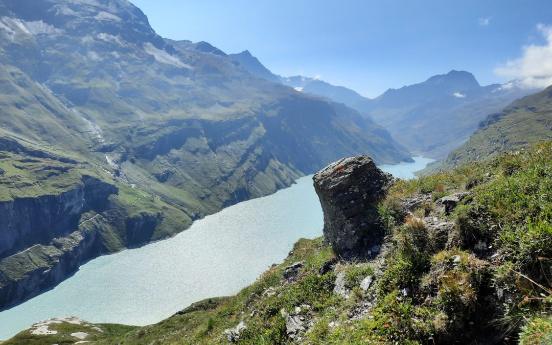 Tour du Lac de Mauvoisin en 2 jours